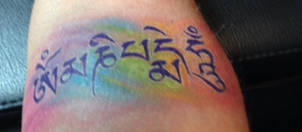 Tattoo Ideas Om Mani Padme Hum 16