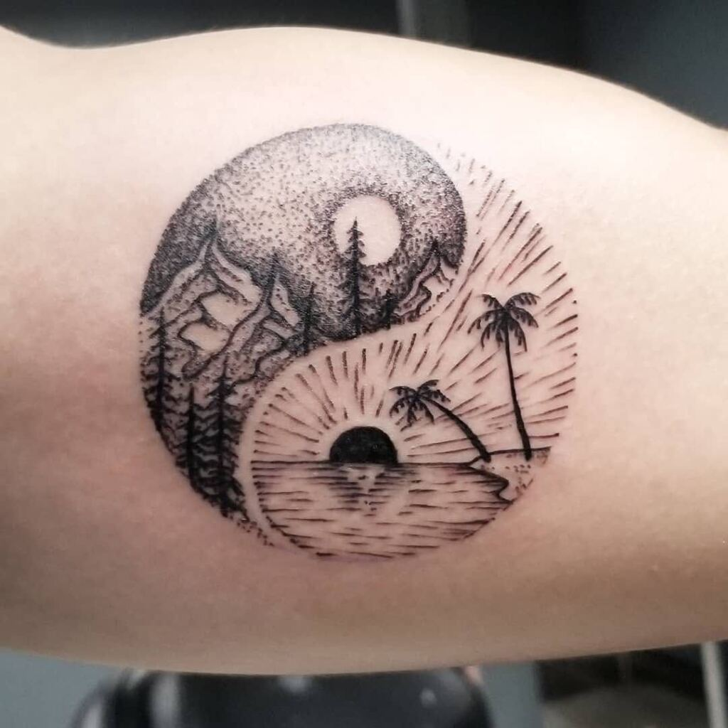 Earth Tattoo Designs 10