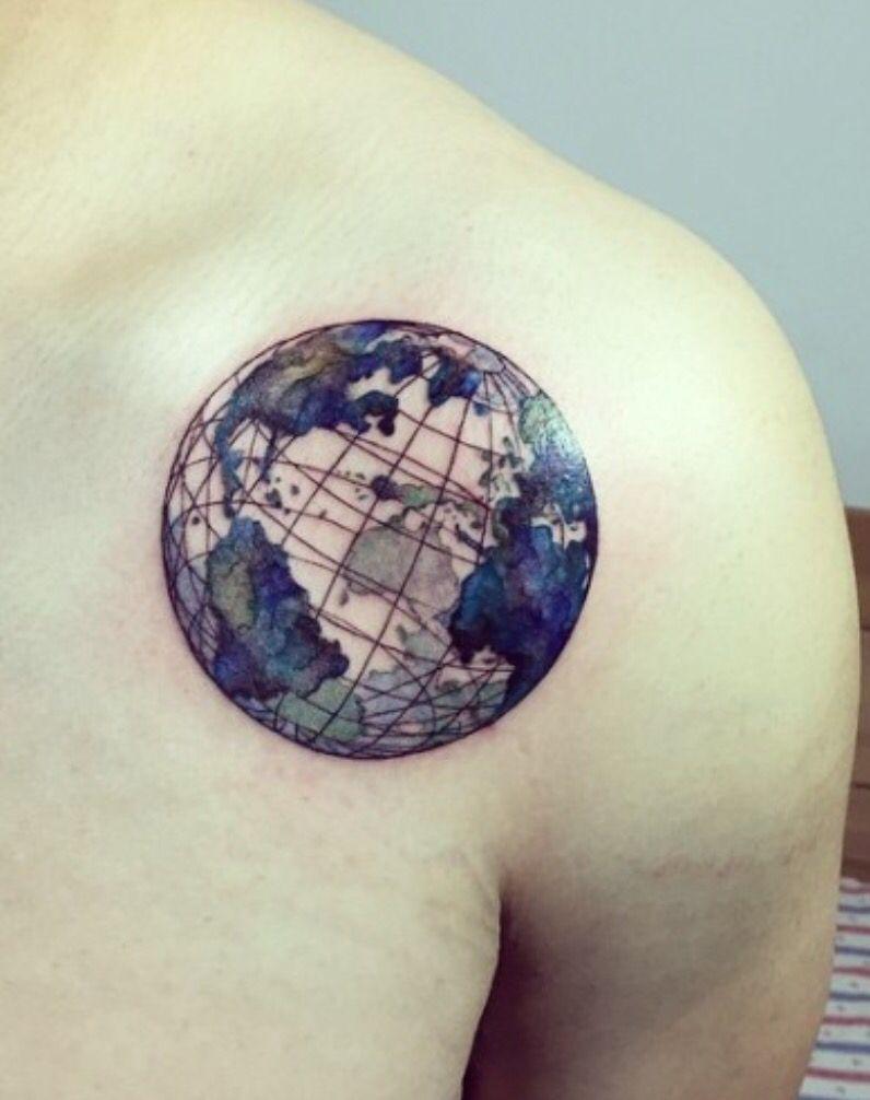 Green Earth Tattoos 11