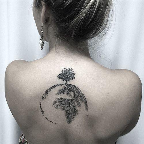 Green Earth Tattoos 4
