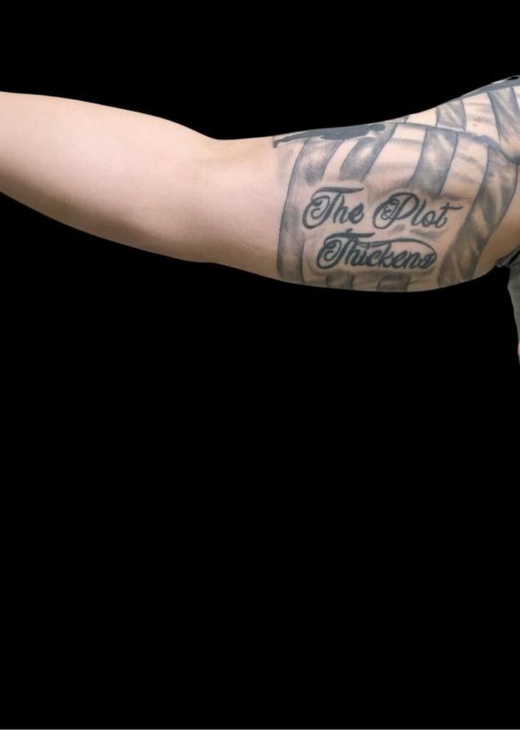 Veteran Tattoos 2