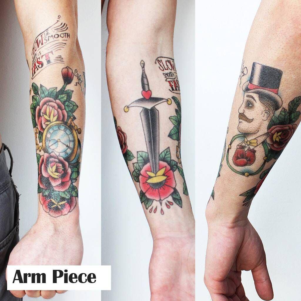 Conor Mcgregor Tattoo On Forearm