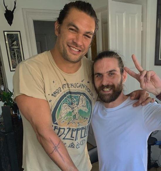 Jason Momoa Tattoos 1