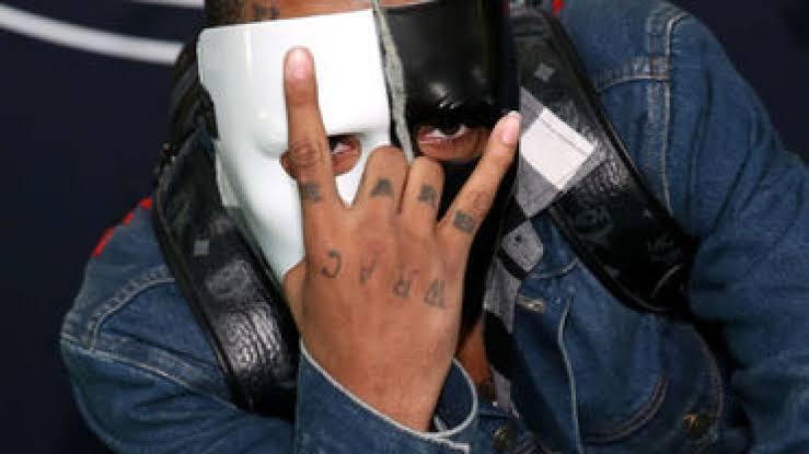 XXXTentacion WRAC Tattoo