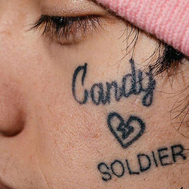 Lil Xan Heartbreak Soldier