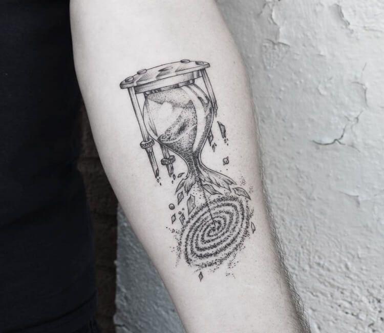 Space Tattoo Ideas 93