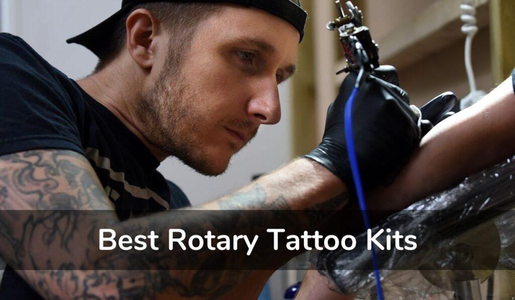 Best Rotary Tattoo Kits