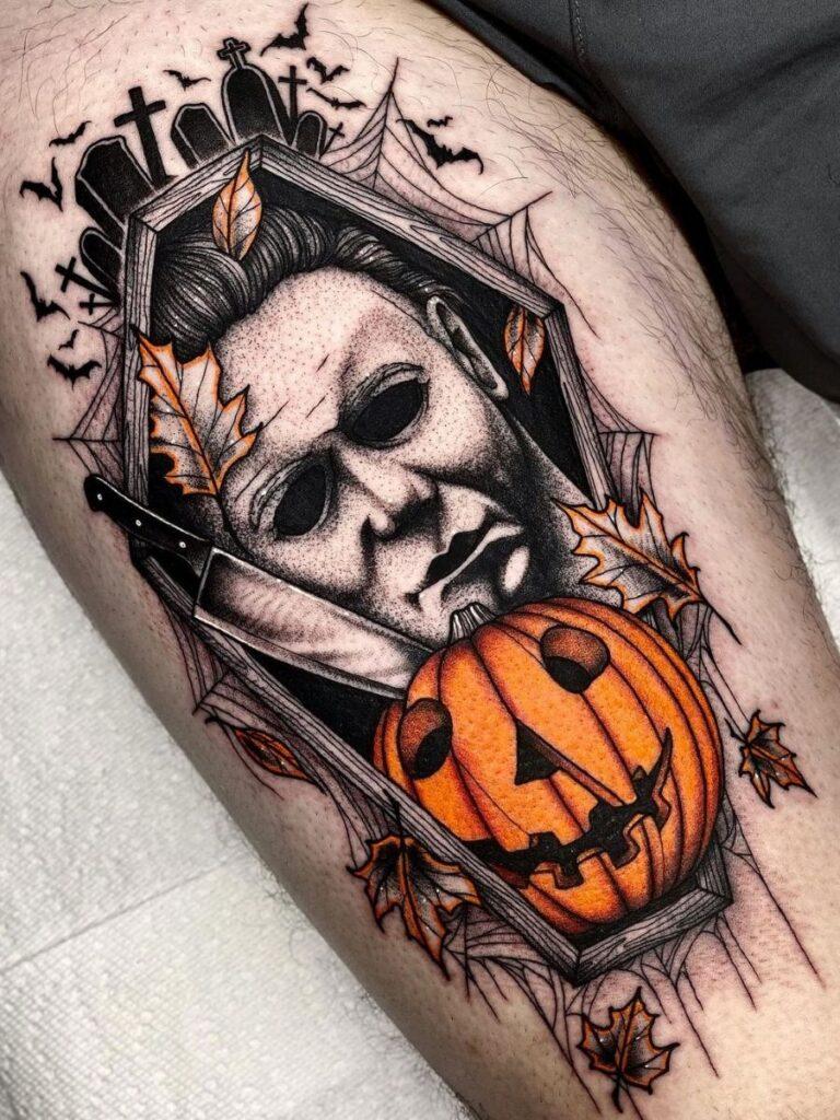Halloween Tattoo Designs 1