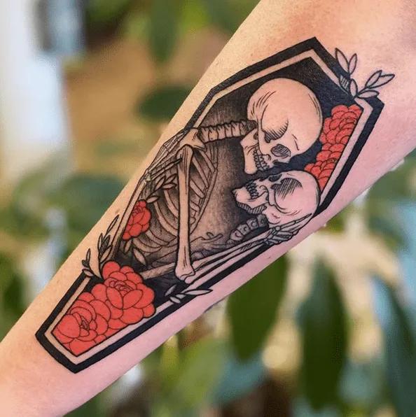 Halloween Tattoo Designs 10