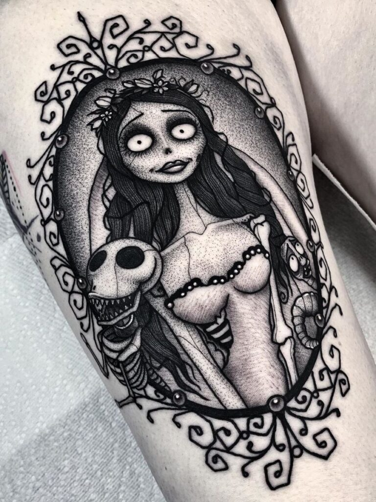 Halloween Tattoo Designs 108