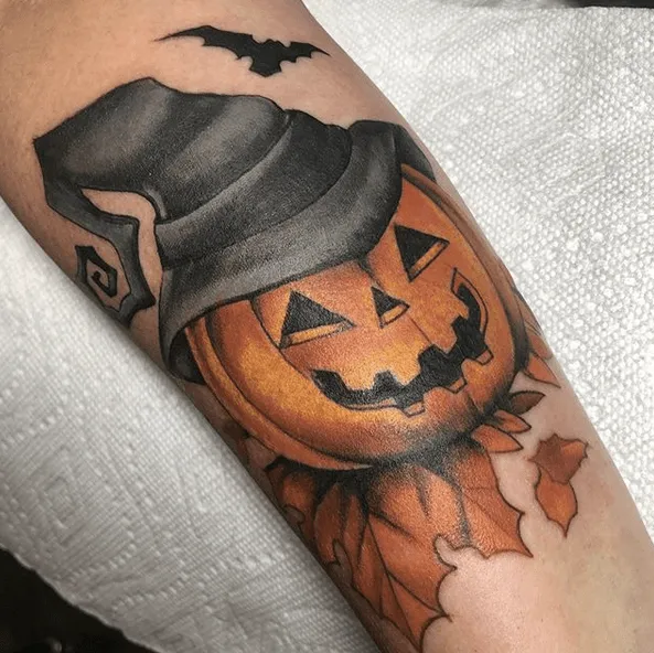Halloween Tattoo Designs 11