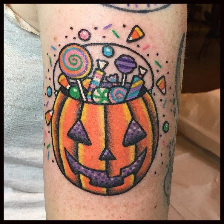 Halloween Tattoo Designs 127