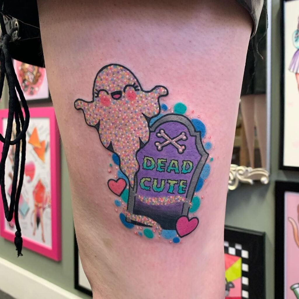 Halloween Tattoo Designs 131