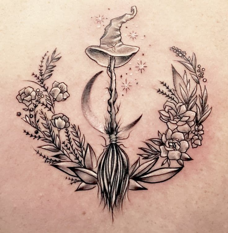 Halloween Tattoo Designs 133