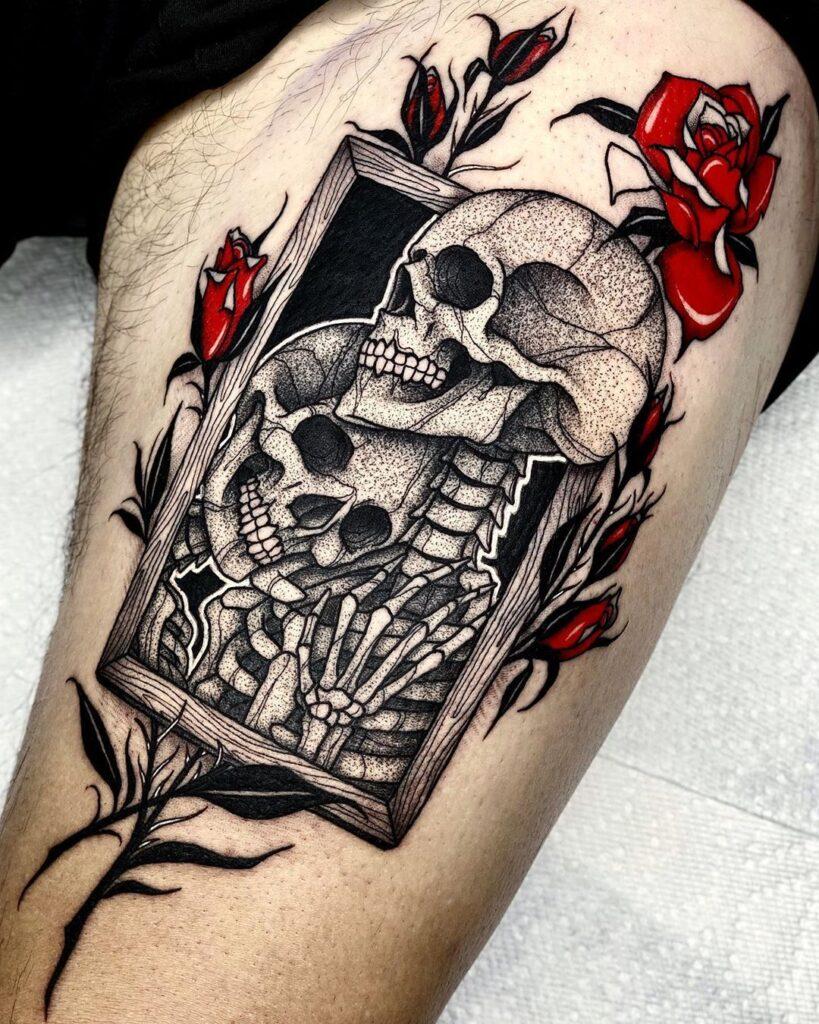 Halloween Tattoo Designs 139