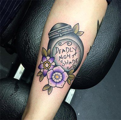 Halloween Tattoo Designs 21