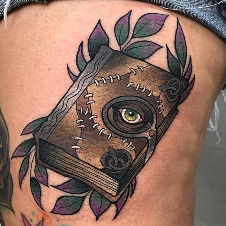 Halloween Tattoo Designs 22