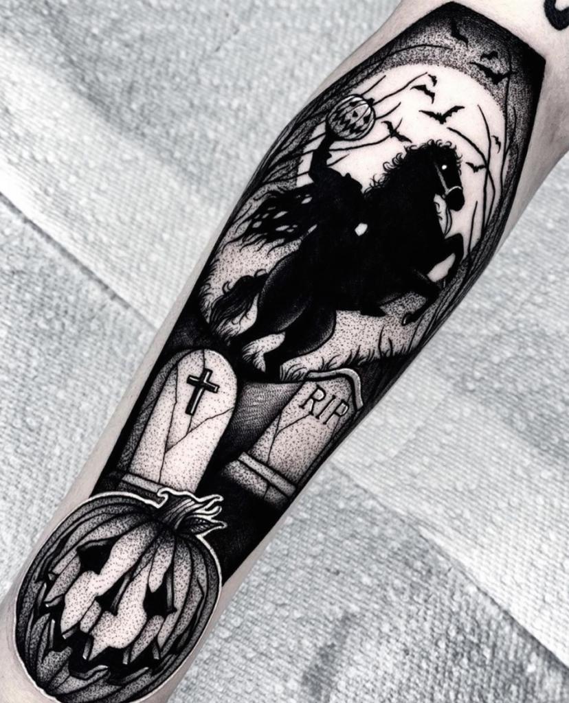Halloween Tattoo Designs 25