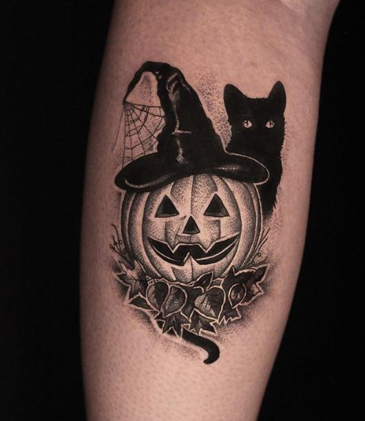 Halloween Tattoo Designs 27