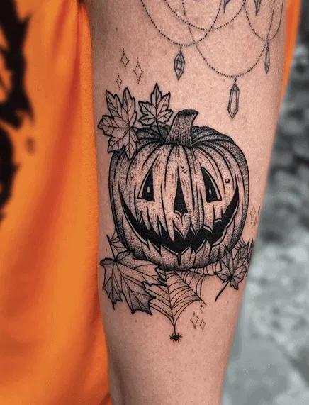 Halloween Tattoo Designs 3