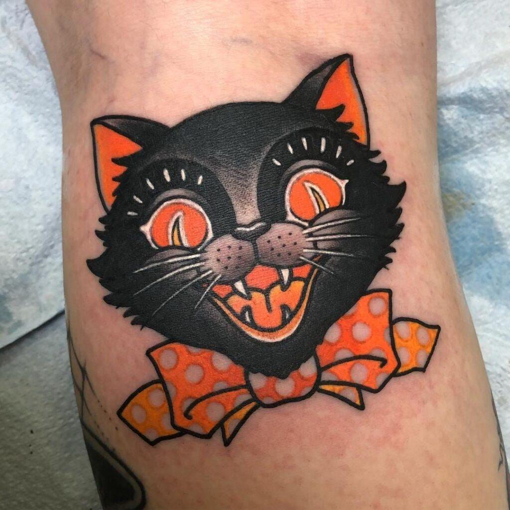 Halloween Tattoo Designs 32