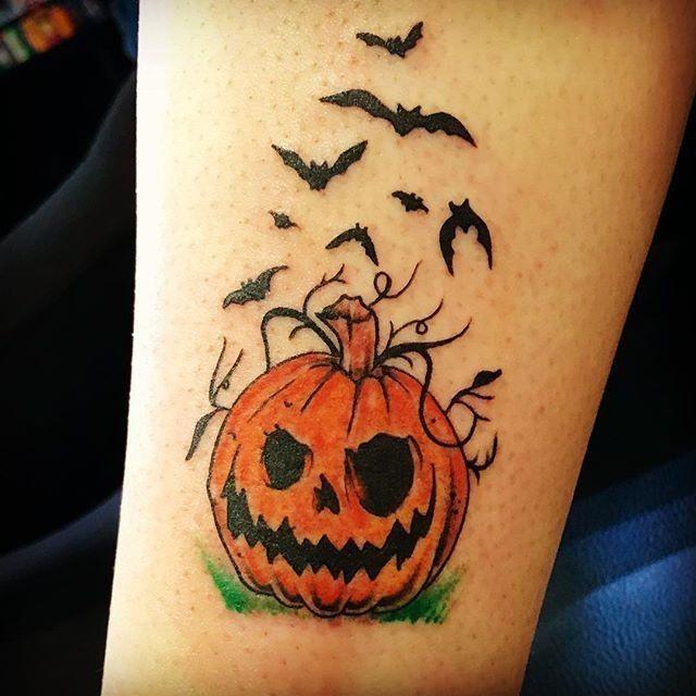 Halloween Tattoo Designs 36