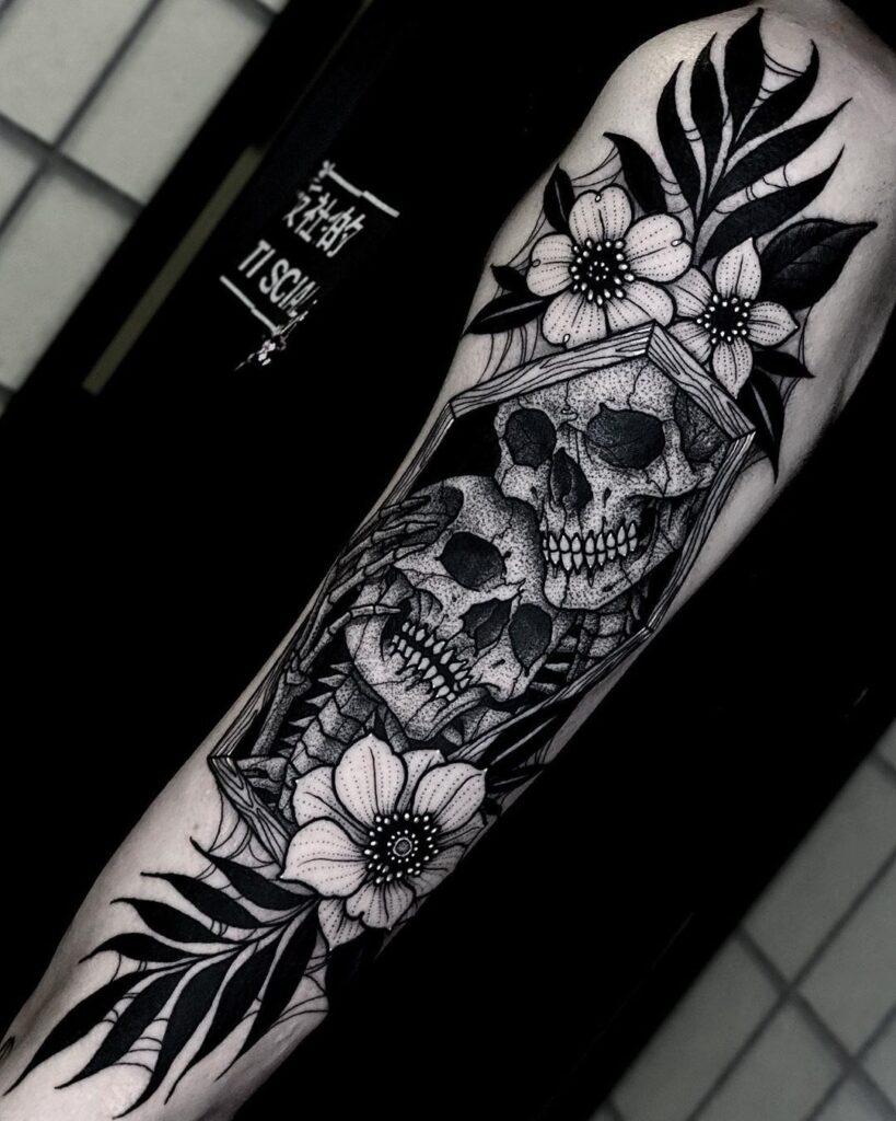 Halloween Tattoo Designs 4