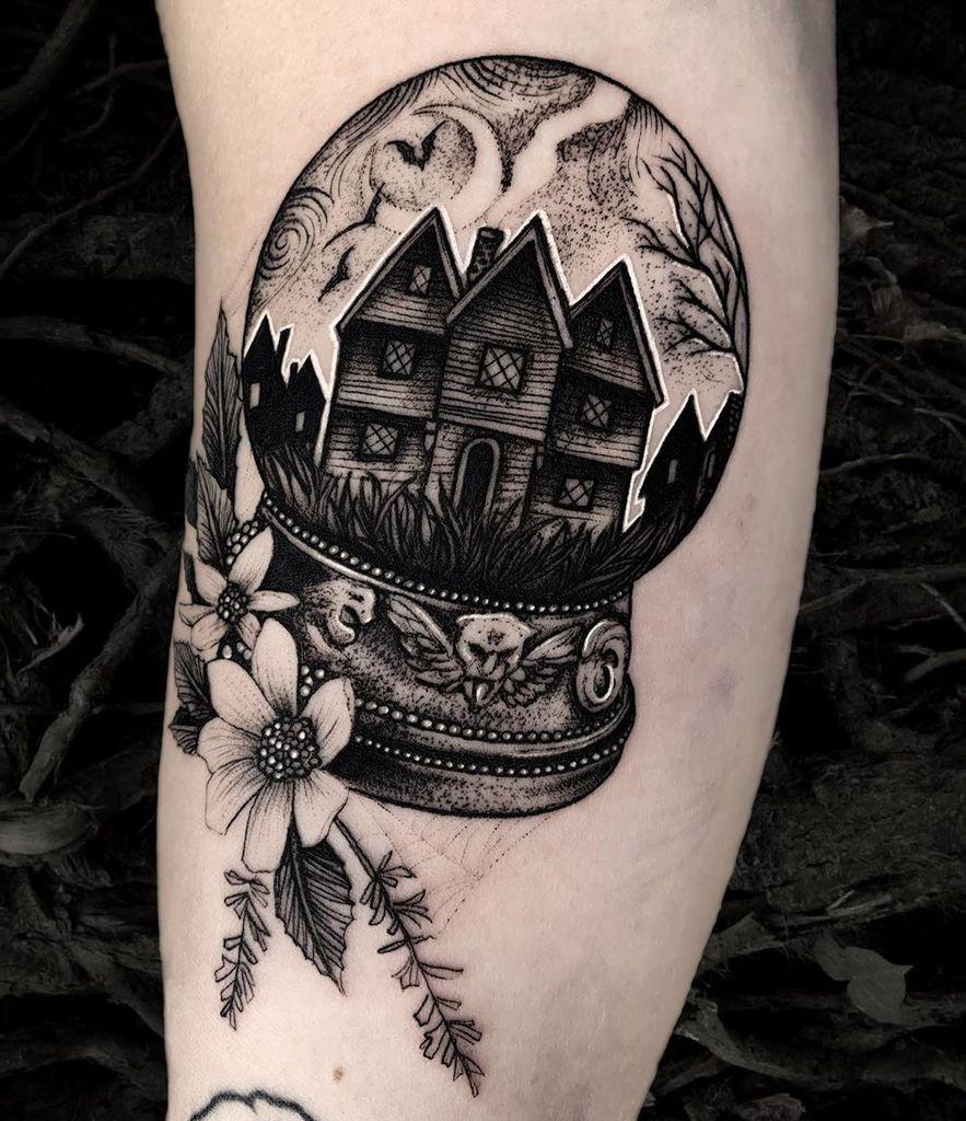 Halloween Tattoo Designs 43