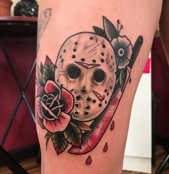 Halloween Tattoo Designs 5