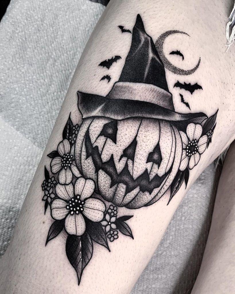 Halloween Tattoo Designs 53