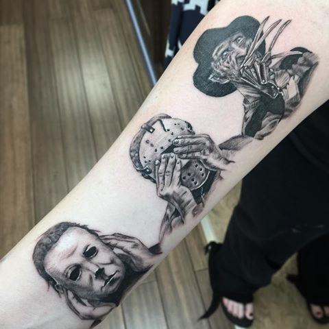 Halloween Tattoo Designs 56