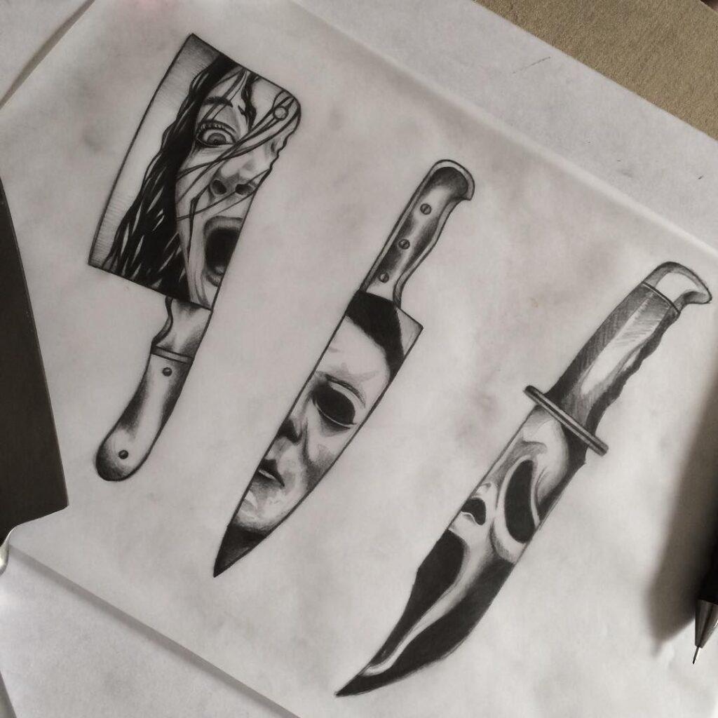 Halloween Tattoo Designs 60