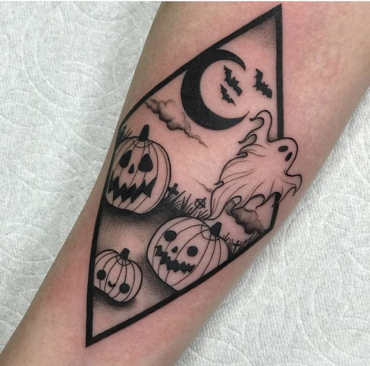 Halloween Tattoo Designs 63