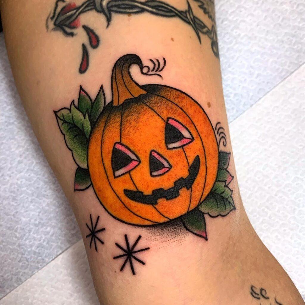Halloween Tattoo Designs 65