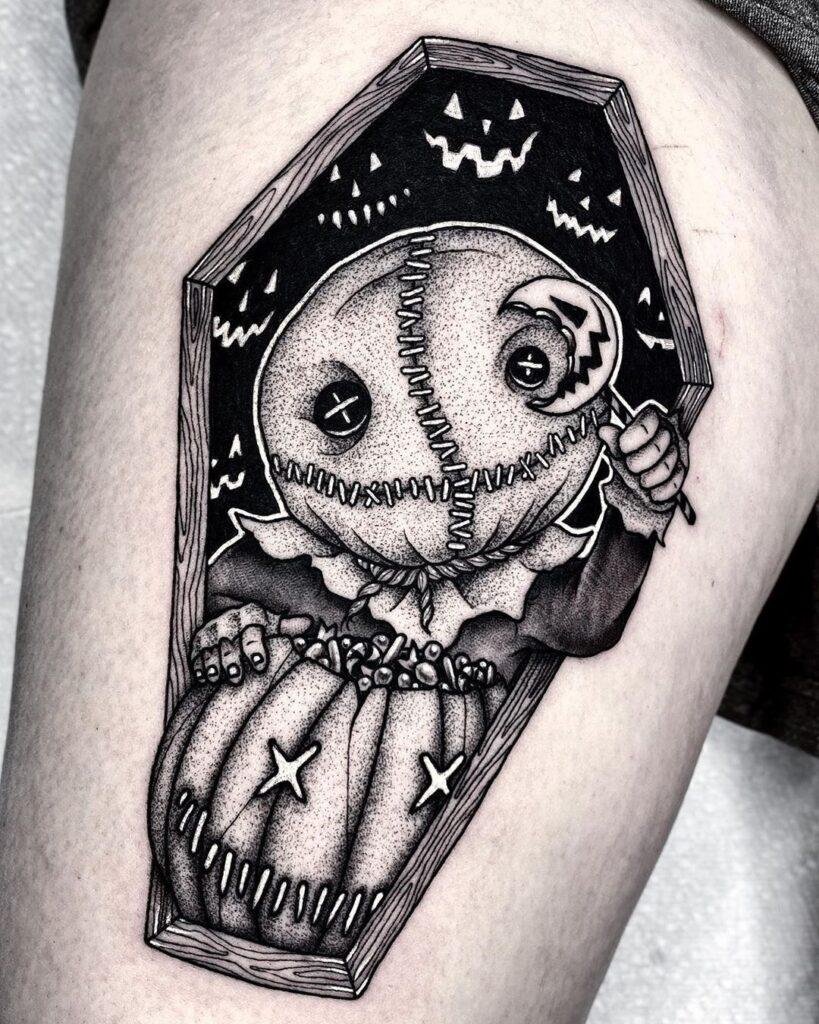 Halloween Tattoo Designs 7