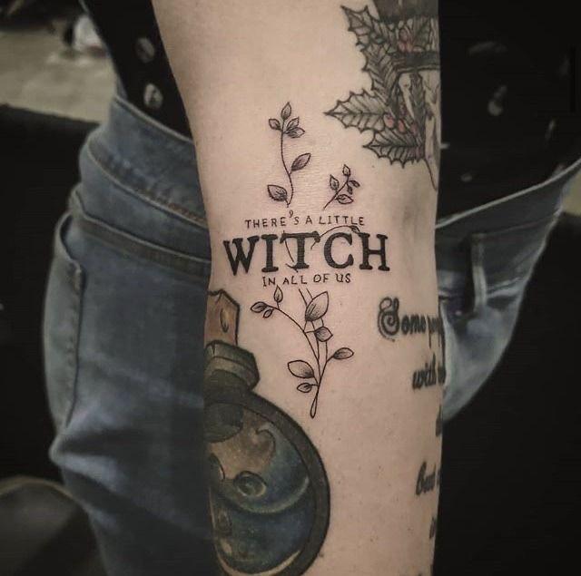 Halloween Tattoo Designs 72