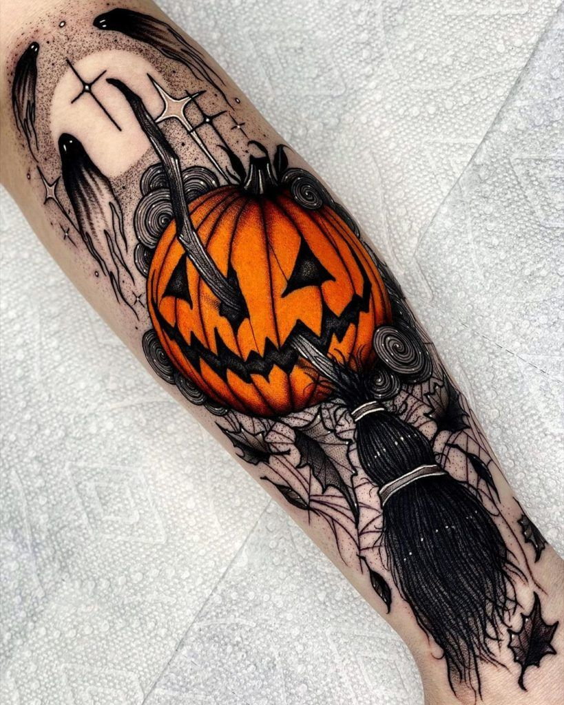Halloween Tattoo Designs 76