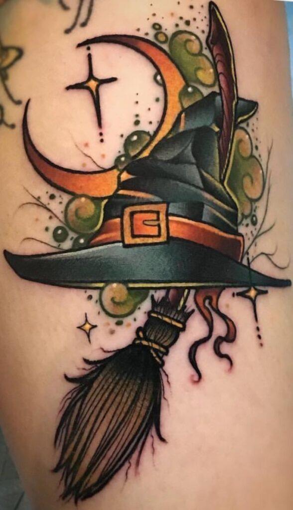 Halloween Tattoo Designs 79