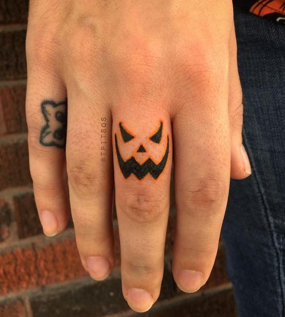Halloween Tattoo Designs 90