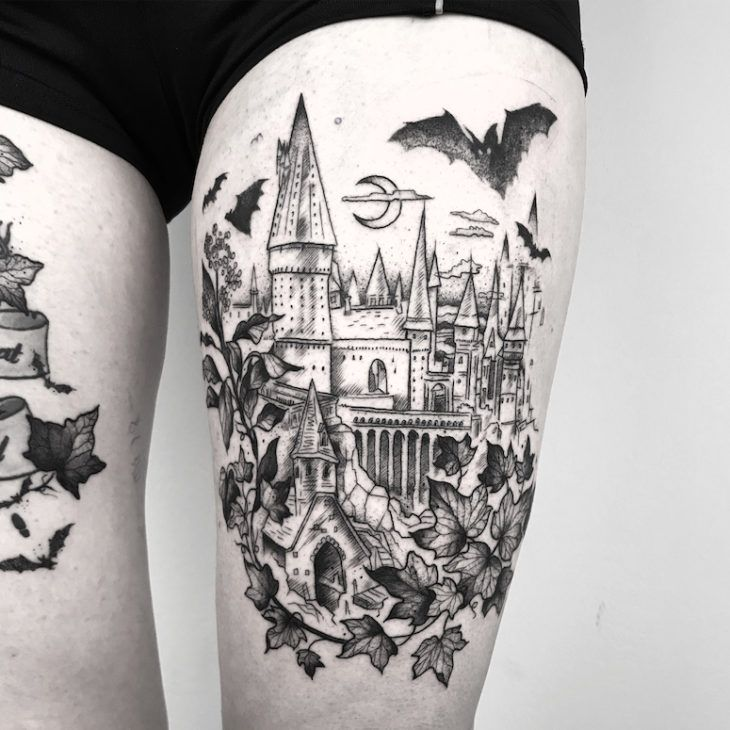 Halloween Tattoo Designs 93