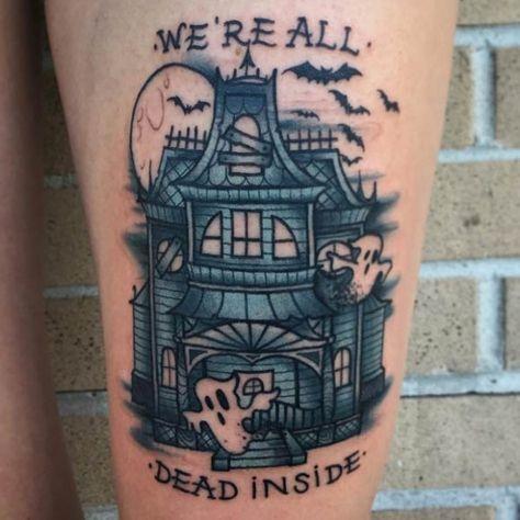 Halloween Tattoo Designs 99