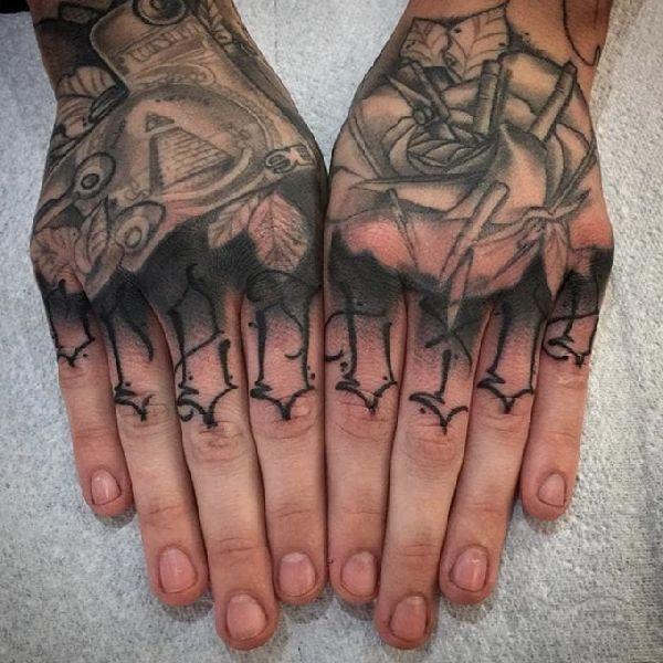 Knuckle Tattoos 101