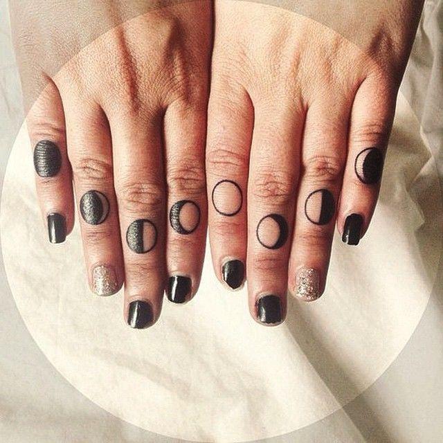 Knuckle Tattoos 103