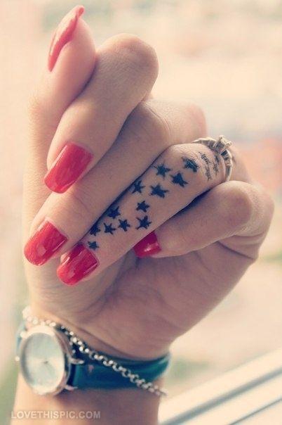 Knuckle Tattoos 184