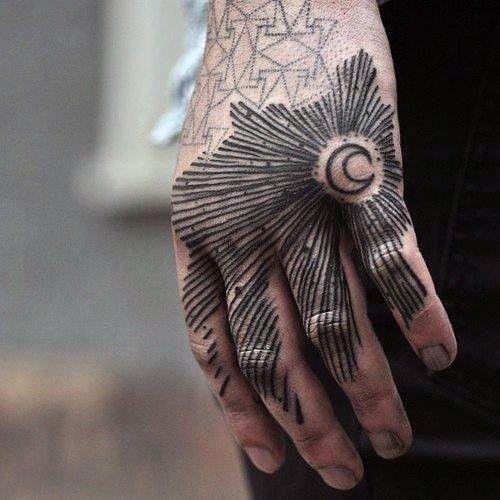 Knuckle Tattoos 41
