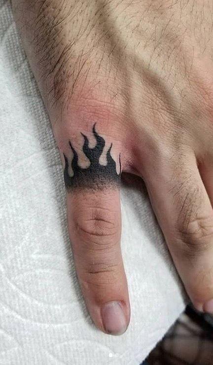 Knuckle Tattoos 60