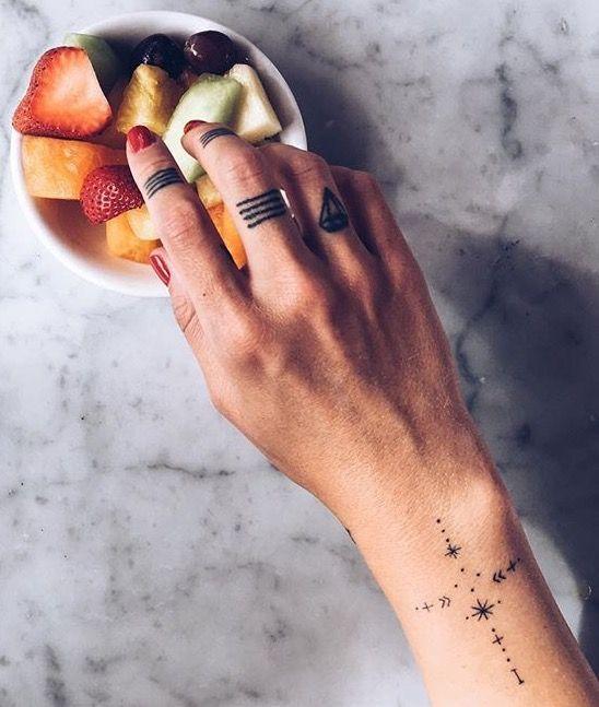 Knuckle Tattoos 65