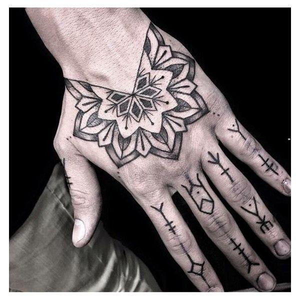 Knuckle Tattoos 84