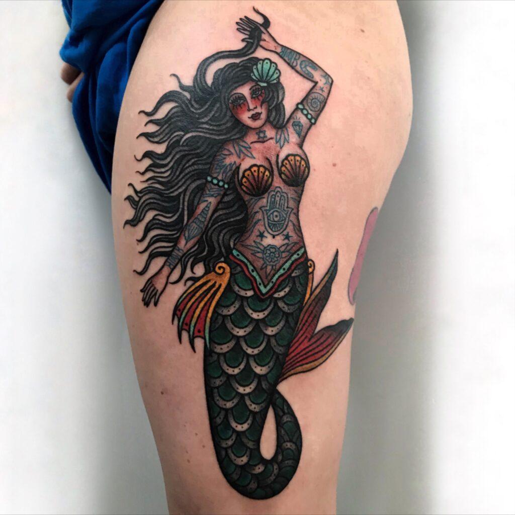Old School Tattoo Designs 115