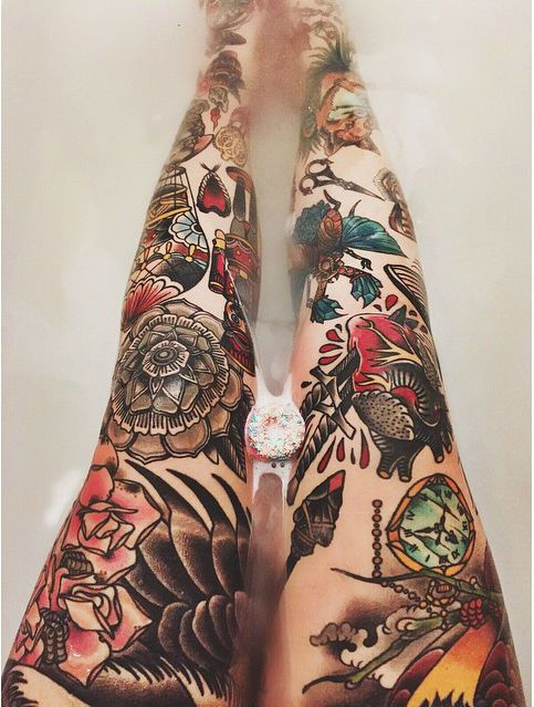 Old School Tattoo Designs 18